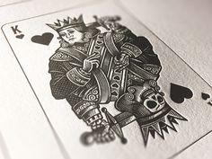Letterpress Detail by Bob Case #Design Popular #Dribbble #shots                                                                                                                                                                                 More