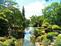 Parc Oriental, Maulévrier, France - Les Carnets de Gee © France, River, Blog, Outdoor, Gardens, Plants, Letter Case, Notebooks, Japanese Language