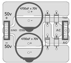 Amplificador de potência de 200 Watts RMS mono | �udio e Eletrônica
