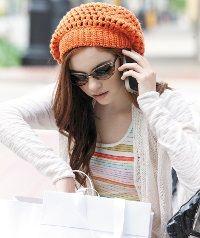 free crochet pattern: really easy slouchy beanie ...