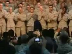Different Presidents - A Different Response from Marines