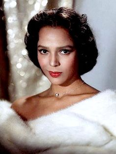 The beautiful, talented, (and sadly tragic) Dorothy Dandridge
