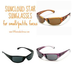 If you have a small/ petite face, these sunglasses are perfect for you!!!!!
