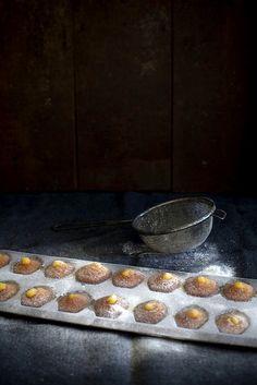 Madeleines à la Crème au Citron ... by Berta..., via Flickr