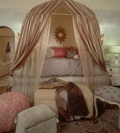 Bedroom Morrocan Design, Pictures, Remodel, Decor and Ideas - page 4  LOVE IT!