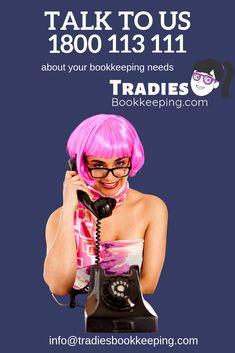 The best Australian Tradies Bookkeeping service.
