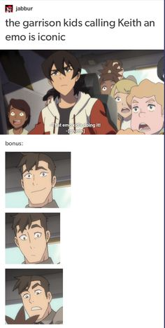 It was at this moment that Shiro knew. those children f*cked up Shiro Voltron, Voltron Klance, Voltron Comics, Voltron Memes, Voltron Fanart, Form Voltron, Voltron Ships, Inuyasha, Geeks