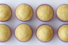 Perfect Vanilla Cupcakes Recipe (Glorious Treats), batter made with vegetable oil, milk, and buttermilk