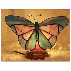 stained glass lamp shade for kids - Buscar con Google