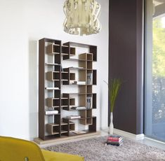 ASSEMBLY Bookcase in oak, walnut or lacquered wood. Options in different measures and colours. Furniture, Shelves, Bookshelves, Bookshelf Design, Bookcase, Shelving Unit, Home Decor, Bookcase Design, Furnishings