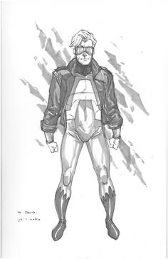 Animal Man Comic Art
