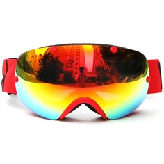 BE NICE professional snowboards high coverage ski goggles snow glasses snowboard goggles anti fog winter glasses for adult 2300 #Affiliate