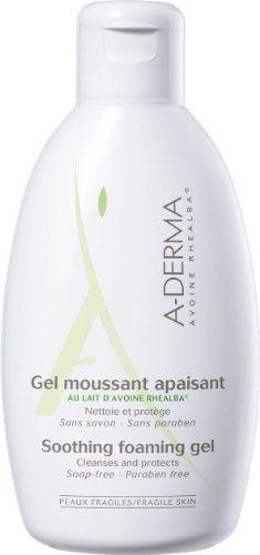 A-derma Foaming Gel 250ml A-Derma.  #Aderma #Health_and_Beauty