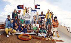 Join THE HILFIGERS le vöyãge seafãr-iüs #SS13 #tommyhilfiger #TheHilfigers…