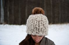 Thick and Rich Toque by Barbarack on Etsy