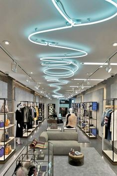 Fendi SoHo, Nueva York - LUCES ARRIBA