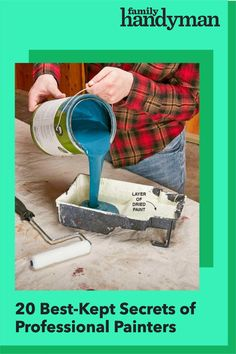 Learn how to paint like a pro and pick up some great tips for achieving a perfectly smooth and even paint job. Painting Tips, House Painting, Painting Techniques, Diy Wind Chimes, Baby Gates, Everyday Hacks, Professional Painters, Buying A New Home, Paint Furniture