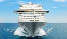 MSC Cruzeiros anuncia MSC Splendida a navegar na China a partir de Maio de 2018