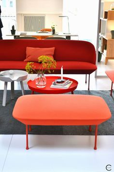 OSLO sofa   Muuto at C-More interieuradvies.blogspot.nl