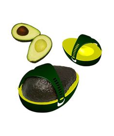 """40 Most-Pinned Problem-Solving Products"" -- Shown: Avocado Saver. Not sure I think this is better than any of the six methods tested here (http://pinterest.com/pin/175218241723262936/), but pinned as an alternative, at any rate."