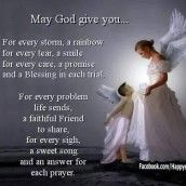 A prayer for strength, when weak, for energy when tired, and for motivation when you just feel to give it all up.