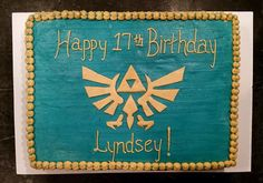 Legend of Zelda birthday cake Drake's Birthday, Zelda Birthday, Birthday Ideas, Birthday Parties, Nintendo Party, Cake Design Inspiration, Cupcake Cakes, Cupcakes, Sweet Ideas