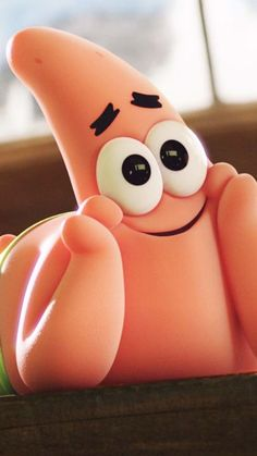 I love SpongeBob i'm Holly