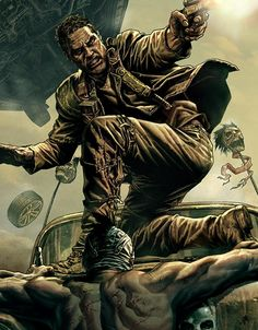 Mad Max: Fury Road – Inspired Artists Artbook by Vertigo – Geek Art – Art, Design, Illustration & Pop Culture ! Simon Bisley, Jim Lee, Tom Hardy Variations, Rafael Albuquerque, Lee Bermejo, Mad Max Fury Road, Geek Art, Illustrations, Comic Art
