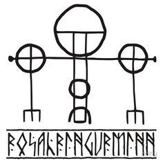 Rosahringurminn Icelandic symbol of protection