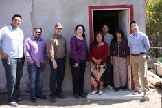 """Amor parters with Baja California's Congresswoman Irma Martinez and local leaders to develop East Tijuana.   In the words of Steve Horrex, International Project Developer,  """"These relationships are a testament of the trust we've earned through the years by sticking to one of our core values: Integrity."""""""