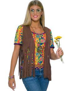 Hippie Womens Vest