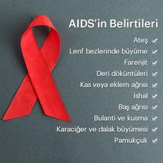 AIDS bilinenin aksine ölümcül değil, kronik bir hastalıktır ve doğru tanı ve tedavi ile kontrol altına alınabilmektedir. Eğer kendinizde bu belirtileri görürseniz en yakın sağlık kurumuna başvurarak HIV testinizi yaptırabilirsiniz. #AIDSGünü  #medicopincom #medicopin #medihis #digitalhealth #ikincigörüş #secondopinion #medikalarşiv #medicalarchive #DünyaAIDSGünü #WorldAIDSDay