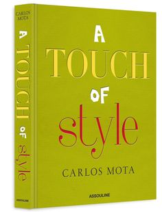 Book to buy: interior stylist Carlos Mota's colourful and inspiring new release - Vogue Living
