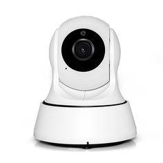 Marlboze 720 마력 HD 무선 Wifi IP 카메라 홈 보안 감시 카메라 Onvif P2P P/T 밤 비전 CCTV 실내 카메라