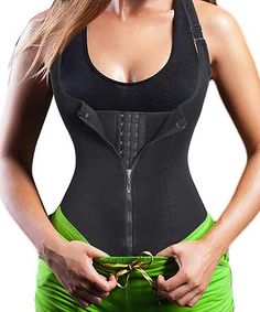 Smooth Latex Vest Corset Thin Shoulder Strap 9 Spiral Steel Boned Busiter Underbust Waist Trainer Solid