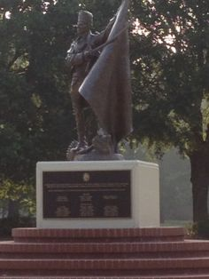Francis Marion University is a state-supported liberal arts university located six miles east of Florence, South Carolina, USA. It is named in honor of American Revolutionary War hero Brigadier General Francis Marion.