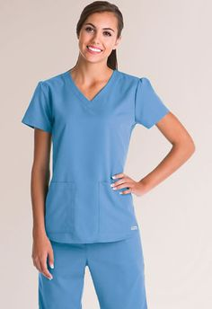 a83cb5713a1 69 Best Grey's Anatomy Scrub Tops images | Greys anatomy scrubs ...