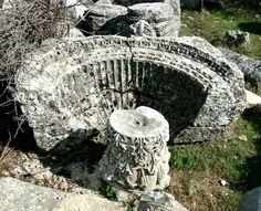 Kremna Antik Kenti nden