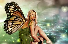 Shakira as Butterfly. MK Ultra Project MONARCH symbolism.