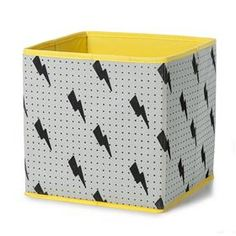 Collapsible Storage Cube - Lightning