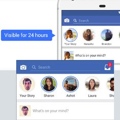 Facebook is again trying to integrate some of the popular features of Snapchat. This time, it's Snapchat Story like feature in their Facebook App.