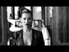 Salvatore Ferragamo A/W 2012/2013 with Kate Moss