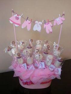 Resultado de imagen para baby shower niña decoracion