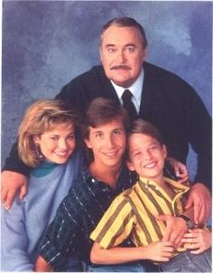 Mr. Belvedere. I was a lock-key kid.