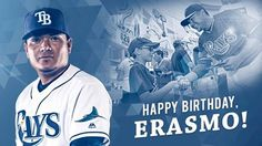 Enjoy a day full of smiles like only you can, Erasmo! 5/2/2016