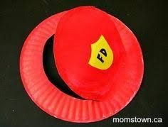 Image result for fire truck preschool craft