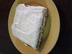 Carrot Cake (prajitura cu morcov) | Dieta Dukan