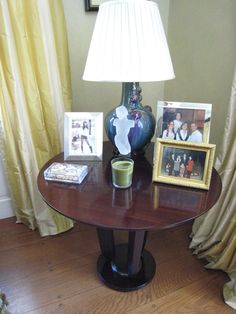 From Weston - possible side table kept???
