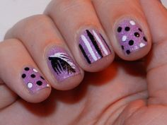 Polish. Glitter. Rock & Roll!: Zoya Stevie Skittlette