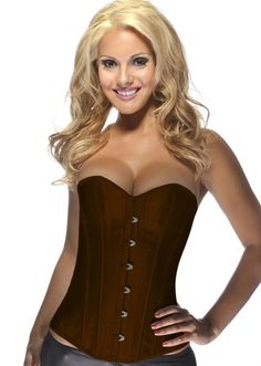 Womens Clothing-corsets-hot Pink Neckline Lace Up Corset-waist Training Corsets The One-of-a-kind Price The One-of-a-kind Price - Bustier Top, Corset Bustier, Plus Size Steampunk, Steampunk Corset, Sexy Outfits, Cute Outfits, Waist Training Corset, Trendy Fashion, Sexy Women